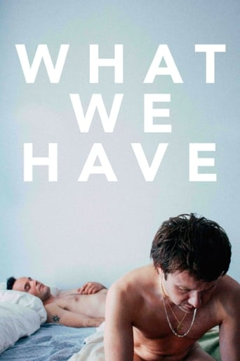 Poster of What We Have