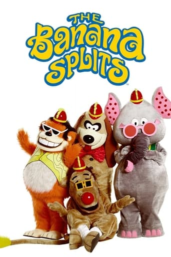 Capitulos de: The Banana Splits Adventure Hour