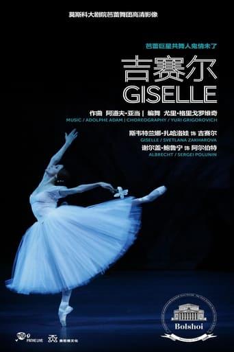 Bolshoi Ballet Class Concert Giselle