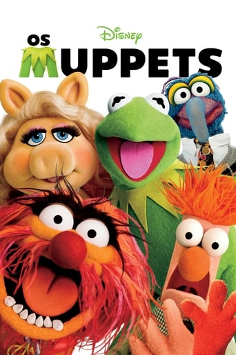 Os Muppets - Poster