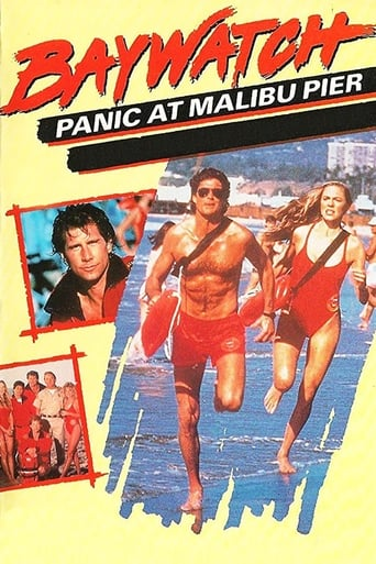 Poster of Baywatch: Panic at Malibu Pier