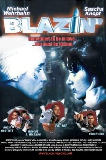 Poster of Blazin'