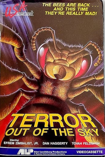 Poster of Terror Out of the Sky