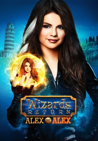 Poster of The Wizards Return: Alex vs. Alex