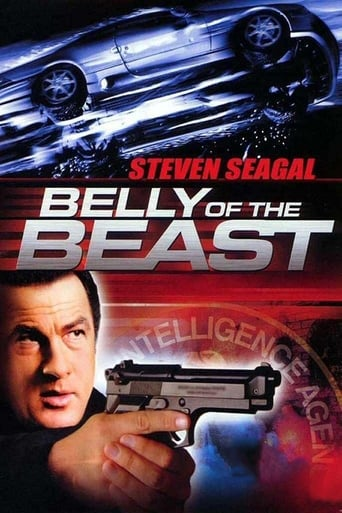 Belly of the Beast (2003) - poster