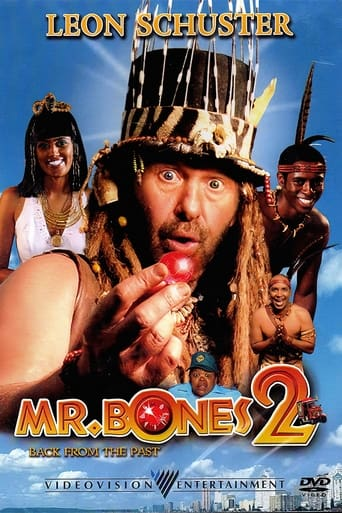 Poster of Mr. Bones 2: Back from the Past