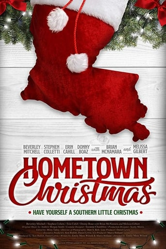 Poster of Hometown Christmas