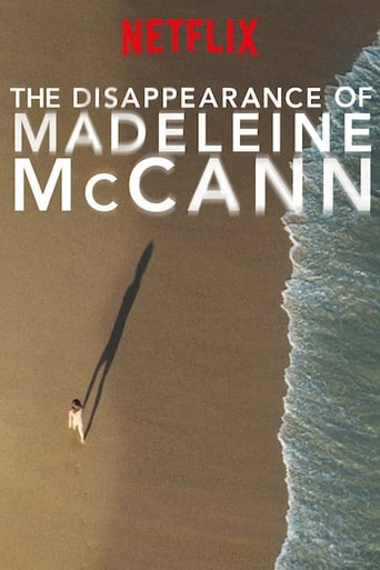 The Disappearance of Madeleine McCann 1ª Temporada - Poster