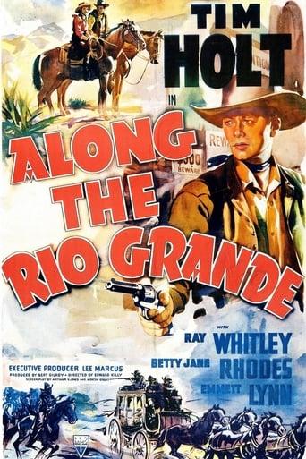Poster of Along the Rio Grande
