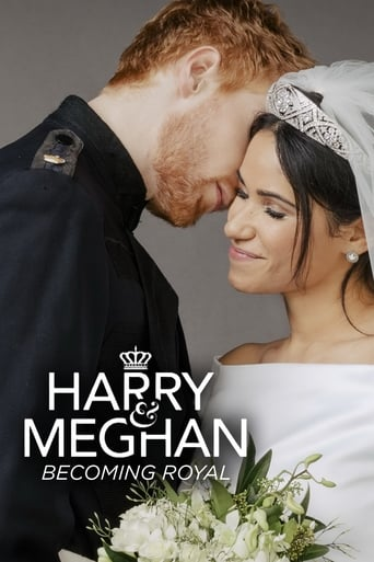Poster of Harry & Meghan: Becoming Royal