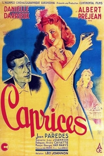 Poster of Caprices
