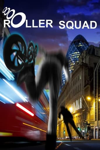 Poster Roller Squad