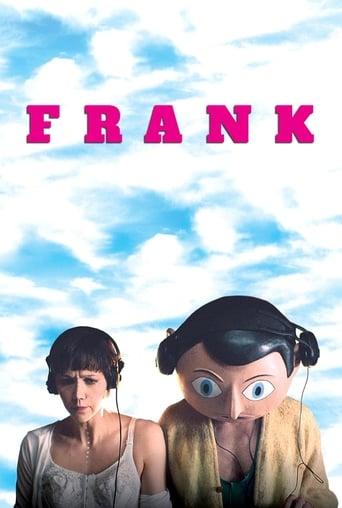 Frank (2014) - poster