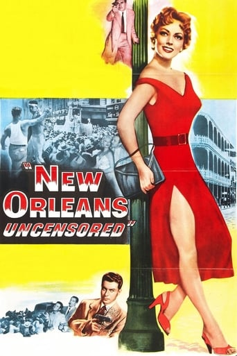 Poster of New Orleans Uncensored