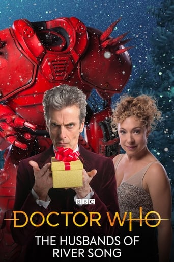 Poster of Doctor Who: The Husbands of River Song