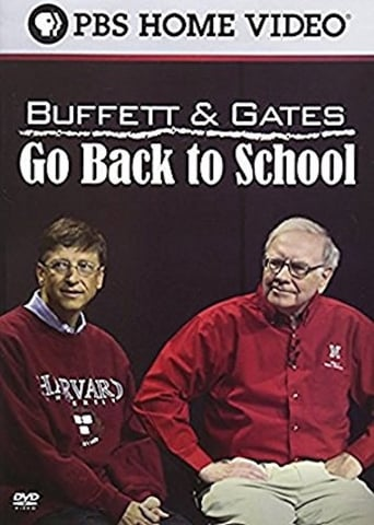 Poster of Buffett and Gates Go Back to School