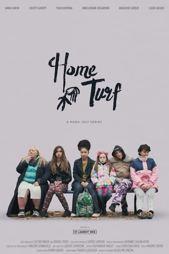 Poster of Home Turf