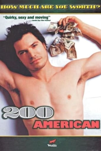 Poster of 200 American