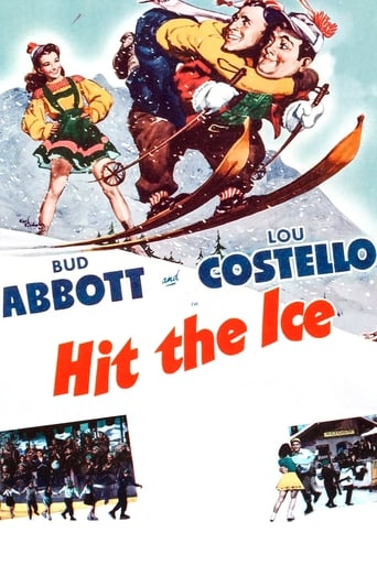 Poster of Hit the Ice