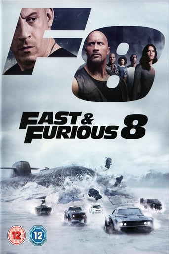 Poster of The Fate of the Furious fragman