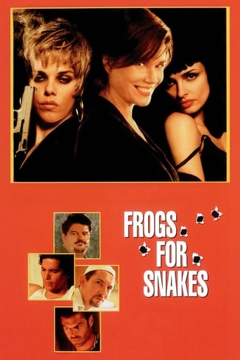Poster of Frogs for Snakes