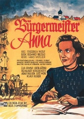 Bürgermeister Anna Movie Poster