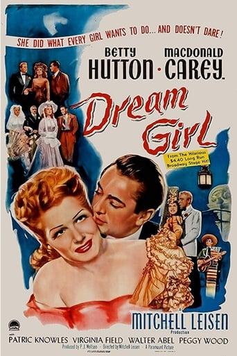 Poster of Dream Girl
