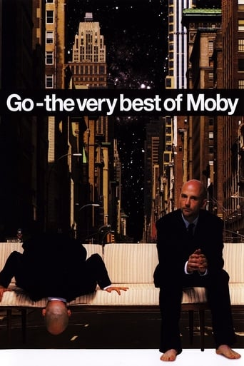 Poster of Go - the very best of Moby