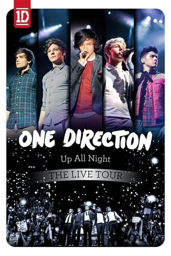 Poster of One Direction: Up All Night - The Live Tour