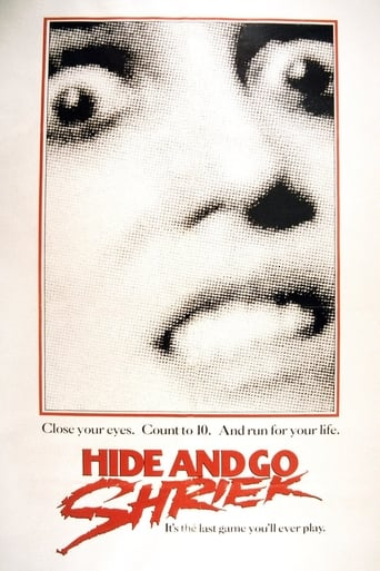 Poster of Hide and Go Shriek