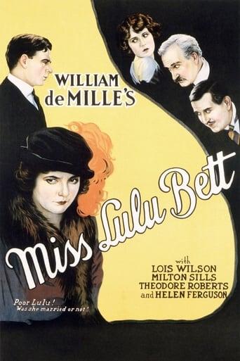 Poster of Miss Lulu Bett