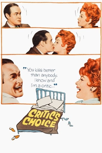 Poster of Critic's Choice