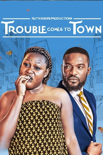 Trouble Comes To Town Movie Poster