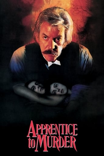 Poster of Apprentice to Murder