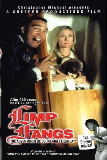 Poster of Limp Fangs: The Adventures of Count Malt Liquela