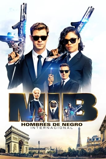 Ver Men in Black: International Gratis Online