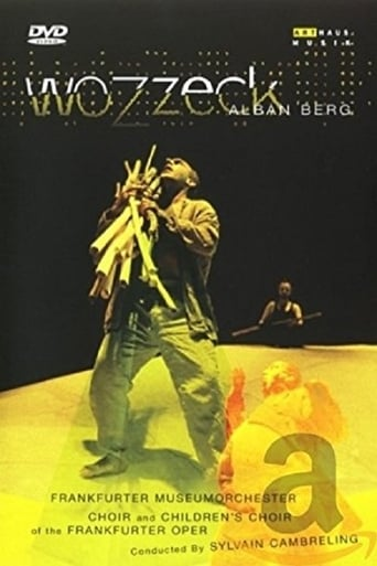 Poster of Wozzeck