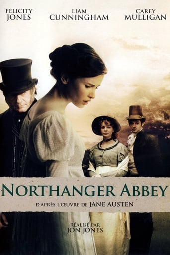 Poster of L'abbaye de Northanger