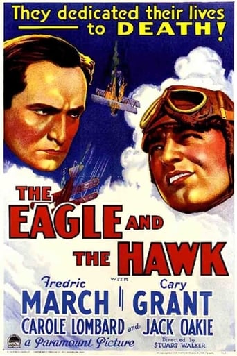 Poster of The Eagle and the Hawk