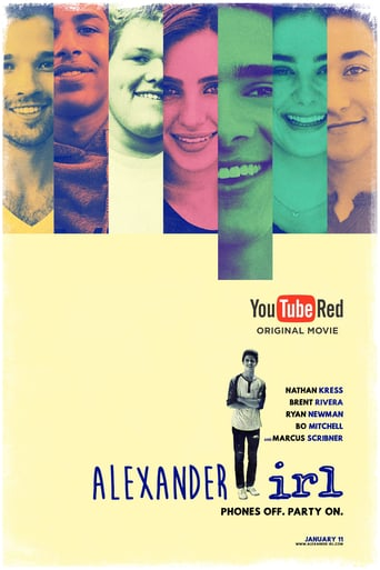 Poster of Alexander IRL