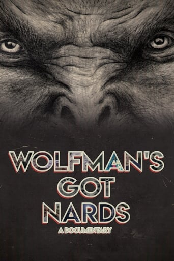 Poster of Wolfman's Got Nards