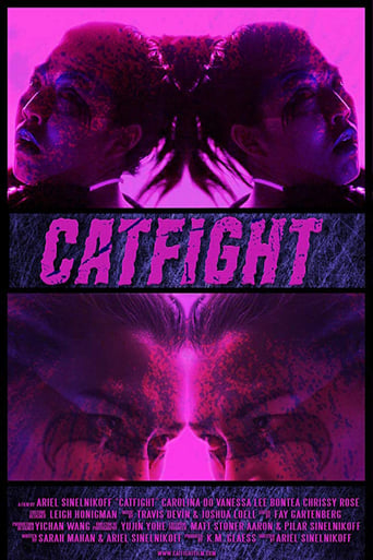 Poster of Catfight