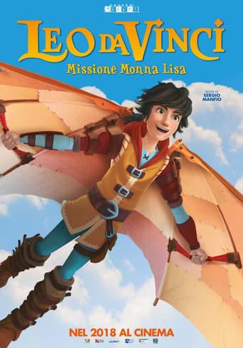 film Leo Da Vinci - Missione Monna Lisa