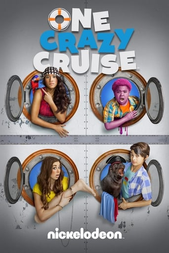 Poster of One Crazy Cruise