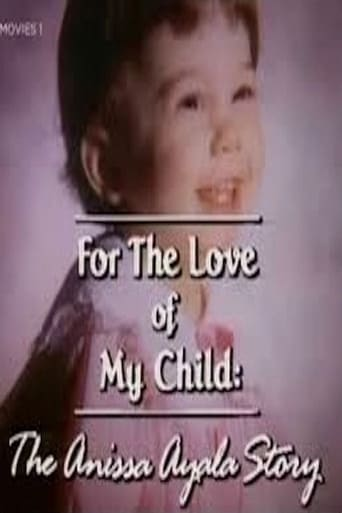 Poster of For The Love of My Child: The Anissa Ayala Story