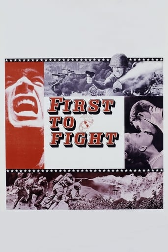 Poster of First to Fight