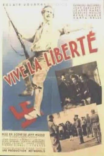 Poster of Vive la liberté