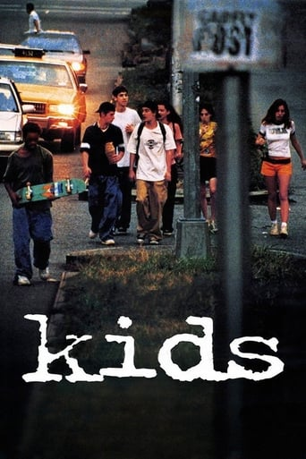Poster of Kids