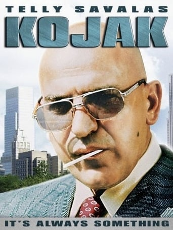 Poster of Kojak: It's Always Something