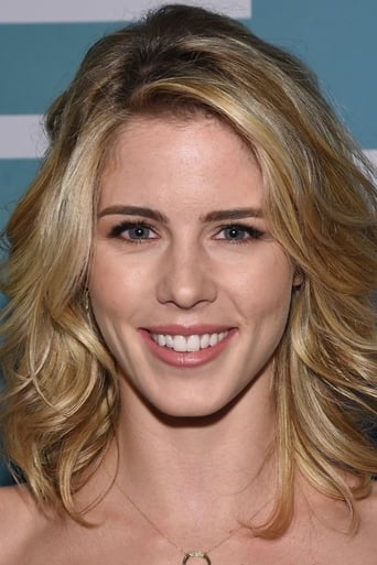 Image of Emily Bett Rickards